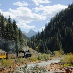 Durango-Silverton-steam