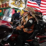 Indian-On-A-Harley
