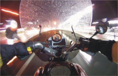 On-board motorcycle videos