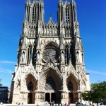 Reims-cathedral-france