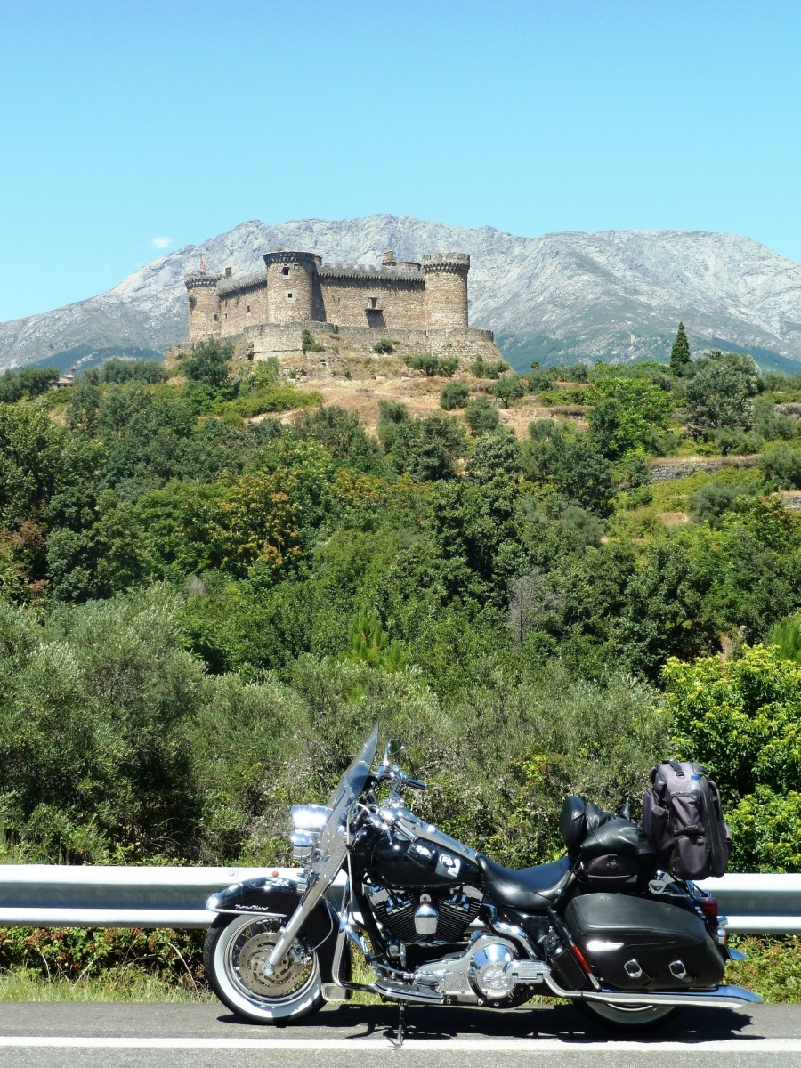 spain in the sunshine motorcycle tour gary s france. Black Bedroom Furniture Sets. Home Design Ideas