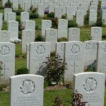 WW1-Cemetary-Graves-France