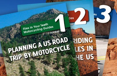 FREE MOTORCYCLE TOURING GUIDES