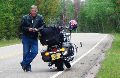 Gary's Motorcycling Videos