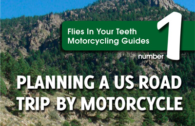 Planning a US road trip by motorcycle